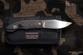 <b>Нож CKF Makosha</b> PIZD Carbon Custom <b>Knife</b> Factory - купить <b>CKF</b> ...