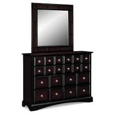 winchester 5 piece queen bedroom set black and burnished merlot by najarian black bedroom furniture hint