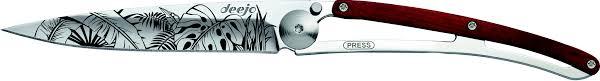 <b>Складной нож Deejo Mirror</b> Jungle 37g, coral wood - купить в ...