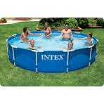 Сборный <b>каркасный бассейн Intex</b> купить в Москве в Интернет ...