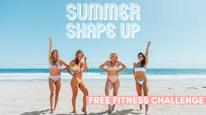 <b>Summer Shape</b> Up Series <b>2019</b> is here! Free 8 Week Fitness ...