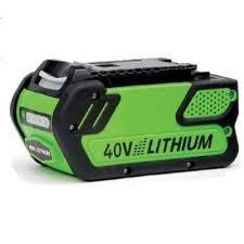<b>Аккумулятор Monferme 40V</b> G=MAX Lithium-Ion батарея 4 АмЧ ...