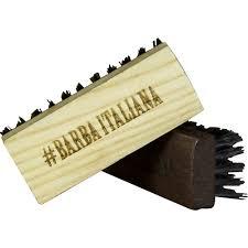 Уход за волосами BARBA ITALIANA <b>Щётка для усов</b> и бороды ...