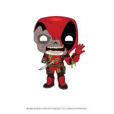 <b>Funko POP</b>! Marvel: Marvel Zombies - <b>Deadpool</b> : Target