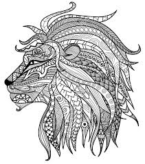 Small Picture Best 25 Lion coloring pages ideas on Pinterest Adult coloring