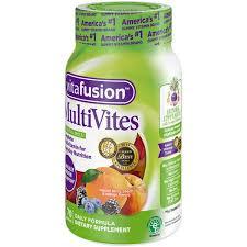 Vitafusion Multivites <b>Complete Multivitamin</b> Adult Vitamin <b>Gummies</b> ...