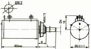 Resistors <b>Potentiometers</b> & <b>2W</b> Multi <b>Precision Potentiometers</b> ...