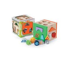 <b>Деревянная игрушка Папа Карло</b> Куб логический - Акушерство.Ru