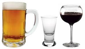 Alcohol Beverage Glasses