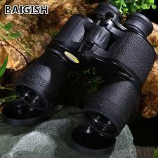 <b>Russian Binoculars Baigish 20x50</b> Hd Powerful Military Binocular ...