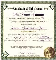 certificate of achievement examples shopgrat sample picture of certificate of achievement examples