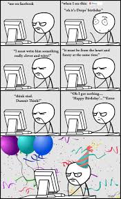 Meme Comics - Happy Birthday via Relatably.com