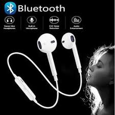 Fashion Wireless Bluetooth Stereo In-Ear Earphone Business ... - Vova