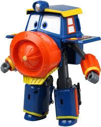 Игрушка-<b>трансформер Silverlit Robot Trains</b> Виктор 10 см