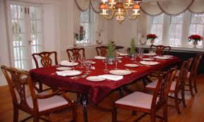 Dining Room Table Setting Formal Dining Table Decorating Ideas Large Formal Dining Room