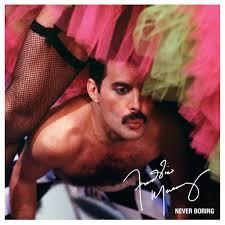 <b>Freddie Mercury</b>: <b>Never</b> Boring - Music on Google Play