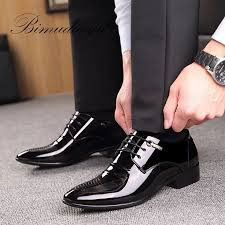 Newly <b>Men's</b> Quality PU Leather Dress Shoes Formal Shoes ...