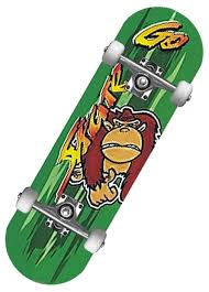 <b>Скейтборд MaxCity Monkey</b> — купить по выгодной цене на ...
