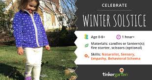 Celebrate the Winter Solstice with Kids