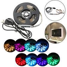 50cm/100cm/150cm/200cm <b>led</b> 5050 waterproof ip65 <b>rgb usb led</b> ...