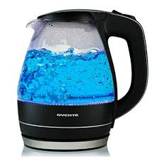 <b>Amazon</b>.com: Ovente 1.5L BPA-Free Glass Electric Kettle, <b>Fast</b> ...