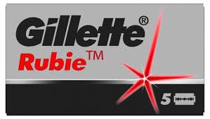 Купить <b>Сменные лезвия для</b> безопасных бритв Gillette Rubie Plus ...