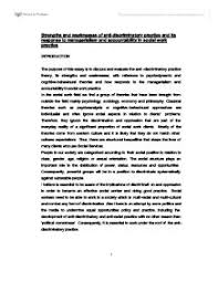task centered approach this essay takes a social work case study  social work theories