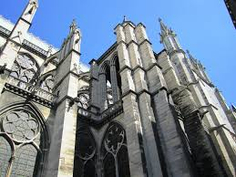 the basilica of st basilica saint denis