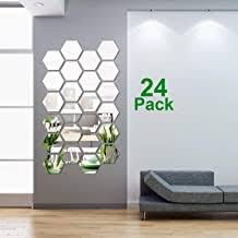 peel and stick mirrors for wall - Amazon.com
