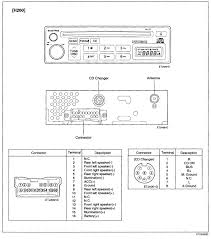 hyundai car radio stereo audio wiring diagram autoradio connector hyundai accent