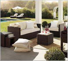 outdoor modern wicker idea with black sofa white seat cushions and coffee home decorators coupon black and white outdoor furniture