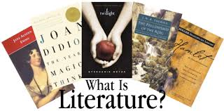 590 x 291. What is Literature?