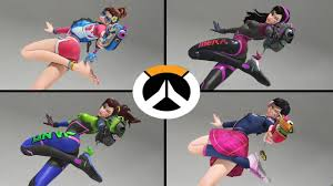 <b>Overwatch</b> - All <b>D</b>.<b>Va Skins</b> with All Highlight Intros! - YouTube