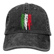 Italia <b>Italy Italian</b> Flag Mens&womens <b>Vintage Style</b> Comfortable ...