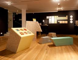 museum furniture made from foam by sungsin eo child friendly furniture