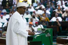Image result for Buhari in uk parlour