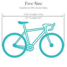 Free Size TWTOPSE <b>Bicycle</b> Cover Protective Gear <b>Bike</b> Dust Cover ...