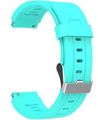 Oboe 20mm <b>Universal Strap</b> Sports Silicone <b>Smart Watch</b>: Amazon ...