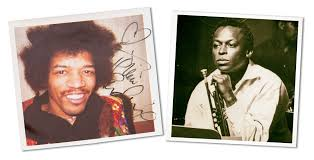 Miles Davis and <b>Jimi Hendrix</b>: What might have been