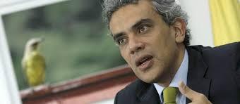 Ricardo Lozano Picón, director del Ideam. FOTO ARCHIVO - Ricardo-Lozano-Picon-Ideam-640x280-13082012