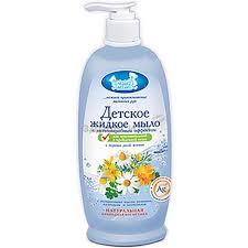 Мыло <b>Наша мама жидкое детское</b> с антимикробным эффектом ...
