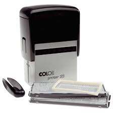 <b>Штамп самонаборный Colop Printer</b> 55-Set-F, 40х60 мм, 10/8 строк