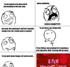 smoke cravings by ZoomZoom83 - Meme Center via Relatably.com