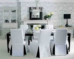 Formal Dining Room Chair Covers Dining Room Chair Covers Decor Ideasdecor Ideas