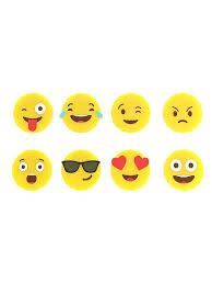 <b>Маркеры для бокалов Emoji</b> 8шт. Balvi 4117098 в интернет ...