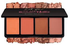 <b>L.A. Girl палетка</b> румян Fanatic Blush Palette — купить по ...