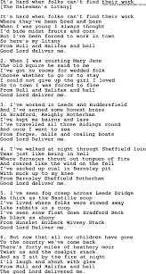 old english song lyrics for it s hard when folks can t their old english song it s hard when folks can t their work lyrics