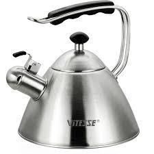 Купить <b>чайник со свистком</b> для газовой плиты, недорогие ...