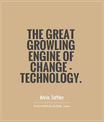 Technology Quotes | Technology Sayings | Technology Picture Quotes via Relatably.com