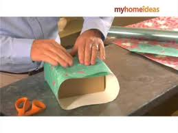 How to Wrap a <b>Gift</b> - YouTube
